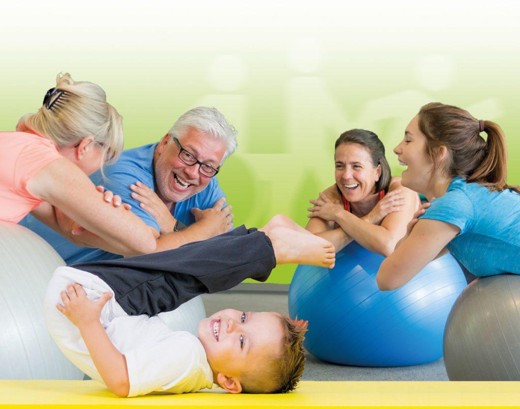 Ergotherapie für Erwachsene und Kinder